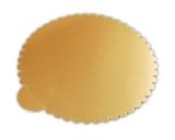 No: 2 24x24 Pasta Alt� Gold 220049